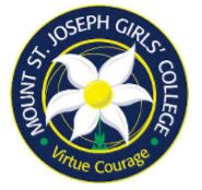 Mount St Joseph's College